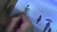 Figures in the Mist Watercolour Trailer
