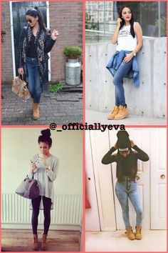 Timberland outfits