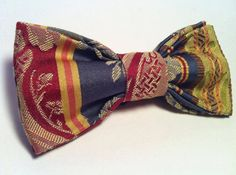PAPILLON  Retrò  Bow Tie Men Farfallino Uomo Wedding di Idillyum