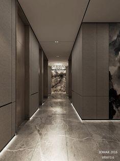 1499 x 1999 ( Hotel Hallway, Hotel Corridor, Floor Design, Ceiling Design, House Design, Lobby Interior, Interior Lighting, Contemporary Interior Design, Office Interior Design