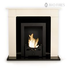 Carrington fireplace is the stylish answer to an electric fireplace alternative. Following an increasing demand for a slim and elegant freestanding bio ethanol fires we developed an ultimate solution - a beautiful ready to go fireplace with a smooth and classic shape mantelpiece, glossy back panel and fully insulated fireproof firebox insert where a dedicated 700ml bio burner is fitted. The fireplace produces real dancing flame, is fully adjustable and will instantly transform your room. It…