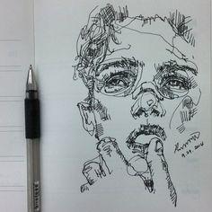 Картинка с тегом «art, drawing, and grunge»
