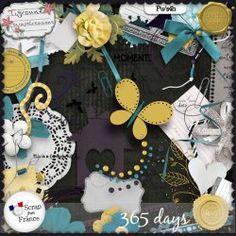 365 Days Kit by Tigroune {Exclu SFF}