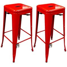 Interior: Excellent Red Bar Stools At Target from The Use Of Red bar Stools