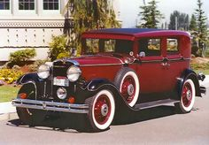 Simply beautiful! What I would give to see my dad's 1930 Nash look like this...