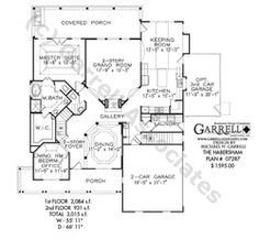 House plans on pinterest 2 story homes house plans and for Habersham house plans
