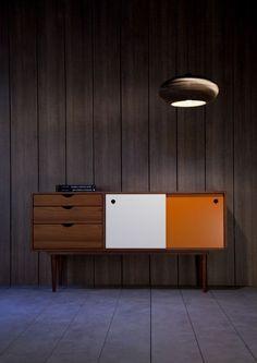 Fidar sideboard by Kann, design José Pascal www.kanndesign.com #enfiladefifties #fiftiessideboard