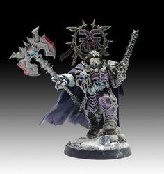 Chaos Lord, Death Knight, Warhammer Fantasy, Warhammer 40000, Space Marine, Nerdy, Miniatures, Concept, Gw