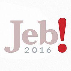 Designers critique and LIKE Bush's logo