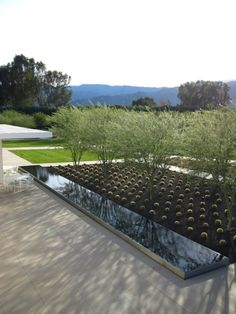 Sunnylands Center and Gardens in Rancho Mirage, California by Frederick Fisher + Partners