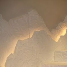 How to Make Foam Mountains