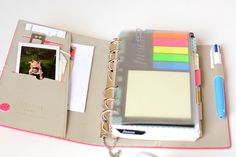 ♥ Amélie Mordret Scrapbooking et Photographie ♥: {Filofax addict: suite!}