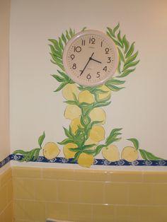 clock House Art, Clock, Wall, Home Decor, Watch, Homemade Home Decor, Clocks, Decoration Home, The Hours