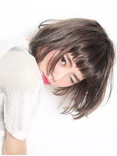 【髪型/髪色画像】アッシュグレージュが可愛すぎる♡ヘアカタログ♪ - NAVER まとめ