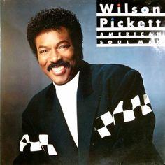 WILSON PICKETT - American Soul Man (Motown ZL 72615) Vinyl   Music