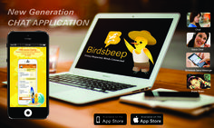 #BirdsBeep - New Generation #Chat #Application - Download Now