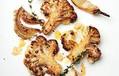 Parmesan-Roasted Cauliflower Recipe on Yummly