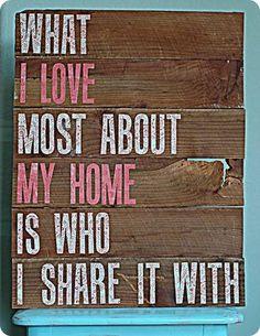Love me & mine!!