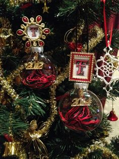 graduation tassel ornaments what a great thing to do with graduation tassels graduation ornament - Texas Tech Christmas Decorations