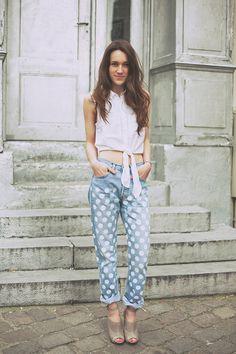 Elle Frost - http://www.ellefrost.com/my-style/levis-501-diy/