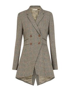Wool frock coat from Cabbages and Roses