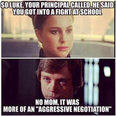 Aggressive negotiation