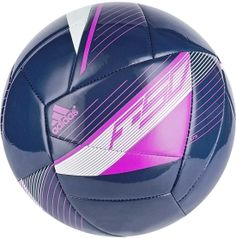 adidas X-ite Soccer Ball - Blue/Purple Football Gear, Adidas, Soccer Ball, Purple, Clothing, Sports, Life, Soccer, Balls