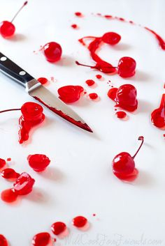 Maraschino Massacre - Things You Didn't Know About Maraschino Cherries (you might be surprised!)