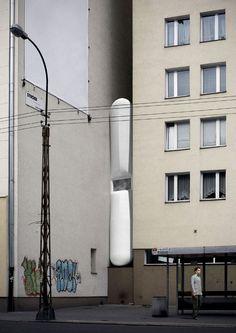 World's Slimmest House - Poland