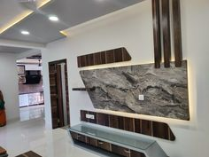 Living Room Tv Cabinet Designs, Living Room Partition Design, Living Room Designs, Tv Unit Furniture Design, Tv Unit Interior Design, House Wall Design, Tv Wall Design, False Ceiling Living Room, Bedroom False Ceiling Design