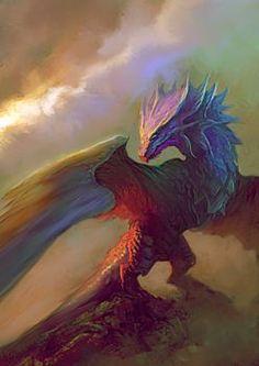 Dragon by elbardo