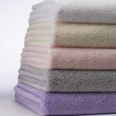 MicroCotton Towels - Lucents