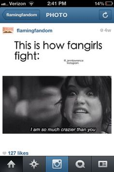 Lol. What has been your craziest fangirl moment? Comment?!