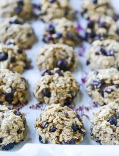 Blueberry Breakfast Cookie | Delicious Lactation Cookies Recipes That Actually Work | Lactation Cookies Recipe | Increase Breastmilk Supply Fast | https://theabsoluteparent.com/lactation-cookies-recipes/