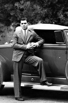 Clark Gable.Join our community https://plus.google.com/communities/109740693570698356970