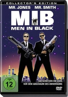 Men in Black * IMDb Rating: 7,2 (245.703) * 1997 USA * Darsteller: Tommy Lee Jones, Will Smith, Linda Fiorentino,
