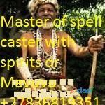 African Powerful Traditional Healer Master of Lost Love Spells Caster dr mavuvu +27836819351 for sale on Dirt Classifieds -