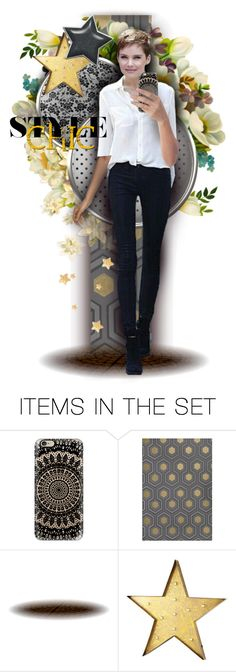 """Selfie (new contest)"" by alicja2204 ❤ liked on Polyvore featuring art"