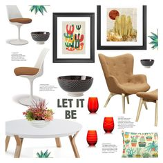 """Succulent Home Inspiration"" by stacey-lynne ❤ liked on Polyvore featuring interior, interiors, interior design, home, home decor, interior decorating, Dot & Bo, Rove Concepts and Gold Eagle"
