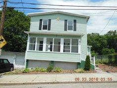 RENOVATED COLONIAL WITH MAINTENANCE FREE SIDING, NEWWER WINDOWS, NEWER KTICHEN, HARDWOOD FLOORING AND 2 CAR GARAGE.  PRIVATE YARD.  CENTRAL LOCATION....