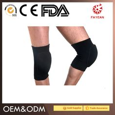 Wholesale Elastic Sports Leg Knee Support Brace Wrap Protector Knee Pads Kneepads Sleeve Cap Patella Guard Volleyball