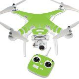 MightySkins Protective Vinyl Skin Decal for DJI Phantom 3 Standard Quadcopter Drone wrap cover sticker skins Glssy Lime Green - http://dronesheaven.ianjweboffers.com/mightyskins-protective-vinyl-skin-decal-for-dji-phantom-3-standard-quadcopter-drone-wrap-cover-sticker-skins-glssy-lime-green/