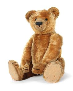 Bonhams Fine Art Auctioneers & Valuers: auctioneers of art, pictures, collectables and motor cars Needle Felted Animals, Felt Animals, Cinnamon Bears, Living On A Boat, Love Bears All Things, Old Time Radio, Charlie Bears, Vintage Teddy Bears, Boyds Bears