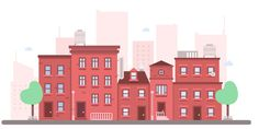 flat-cityscape-illustrator