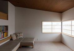 Minimalist Interior, Minimalist Living, Home Interior Design, Interior Architecture, Japanese Interior, House Rooms, Home Furnishings, Home Furniture, Living Spaces