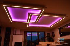 LED DoubleSquare Design by MB-lights. New LED line design