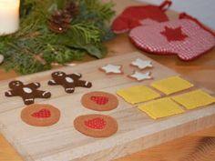 Weihnachtsgebäck für die Kinderküche