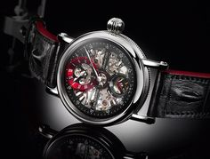 Chronoswiss Sirius Flying Grand Regulator Skeleton Watch Watch Releases