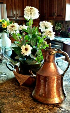 """""""Copper"""" extends a deep rich inviting  warmth into any room! Lori"""