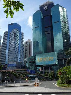 Shenzhen Architecture: stock exchange